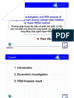 FEM analysis_nodular pile