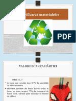 Valorificarea Materialelor PCM 510