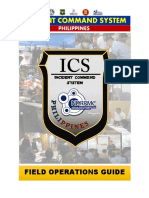 ICS Field Operations Guide