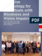 DANA DRA_AT for Ind With Blindness and Visually Impairment