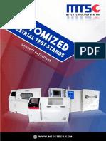 MTSC Catalogue Design