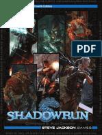 GURPS 4e - [Unofficial] Shadowrun v1.3.pdf