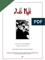 GURPS 4e - [Unofficial] Adventure Deathnight.pdf