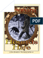 GURPS 4e - [Unofficial] Adventure The Hounds.pdf