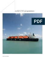LNG Programmes