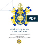 Caracteristicas de La Heraldica de Galicia