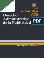 Manual Derecho de La Publicidad