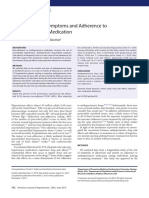 Drug Side Effect Symptoms Antyhipertensi