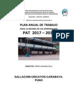 Propuesta Pat Coa 2016