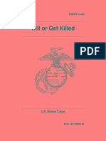 Rex Applegate - Kill or Get Killed_ Riot Control Techniques, Manhandling, And Close Combat for Police and the Military-Paladin Press (1976)