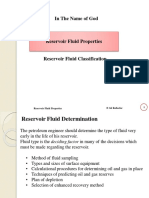 3 RFP Reservoir Fluid Classification