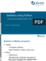 The-Matplotlib-User's-Guide | Matlab | Python (Programming