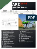 CICARÉ SVH4 - Technical Caracteristics (NP)