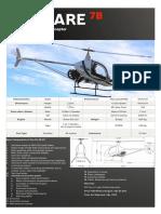 CICARÉ 7B - Technical Caracteristics .pdf