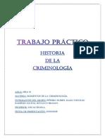 Resumen Elementos de Criminologia Rago, Ramirez, Piñeiro, Retacco.