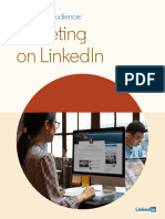 Linkedin Targeting Playbook