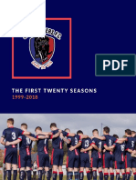 1999-2018 - South Adelaide Panthers FC (HR)