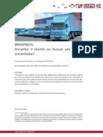 BRASPRESS_ Encantar o Cliente Ou Buscar Um Cliente Encantador_ - PDF