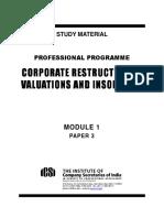 3. Insolvency- Mod 1
