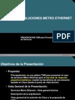 Metro Ethernet t Dm