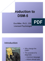 Introduction to DSM 5 2