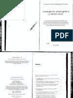 Investigación Autobiográfica y Cambio Social - Hernández & Rifa