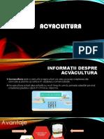 Acvacultura