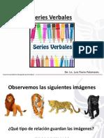 Series Verbales - Comunicación 6º