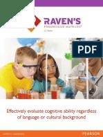 Raven spm test for intelligence