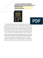 Nada Easy Download eBook