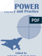 Airpower Theory and Practice (Strategic Studies S)