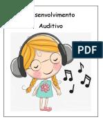 Desenvolvimento auditivo
