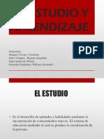 El  estudio y  aprendizaje maquera.pptx