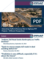 Traffic and Revenue Presentation