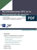 01 Recomendaciones ISFG Mezclas