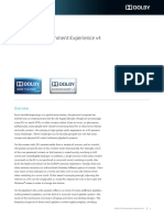 Dolby PC Entertainment Experience v4 White Paper
