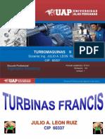Turbinas Francis - Lección 04