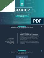 Startup - Main Dark