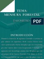 1. Mesura Forestal