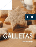 Barriga Xavier Galletas