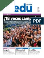 PuntoEdu Año 15, número 474 (2019)