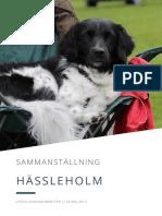 SKF´s utställning i Hässleholm