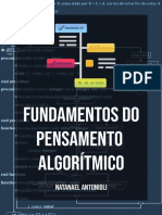 Fundamentos Do Pensamento Algorítmico
