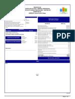 Certificado de Pago 5