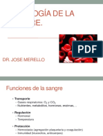 Fisiologia Sanguinea