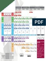 UAAP Mapa Curricular 2017