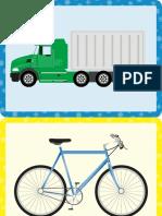 Fichas de Estimulacion 2 Transportes