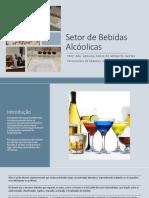 Setor de Bebidas Alcóolicas