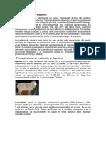 Ganadería Ovina en Argentina