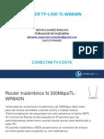 Configuracion Router TP Link TLWR840N - Copia